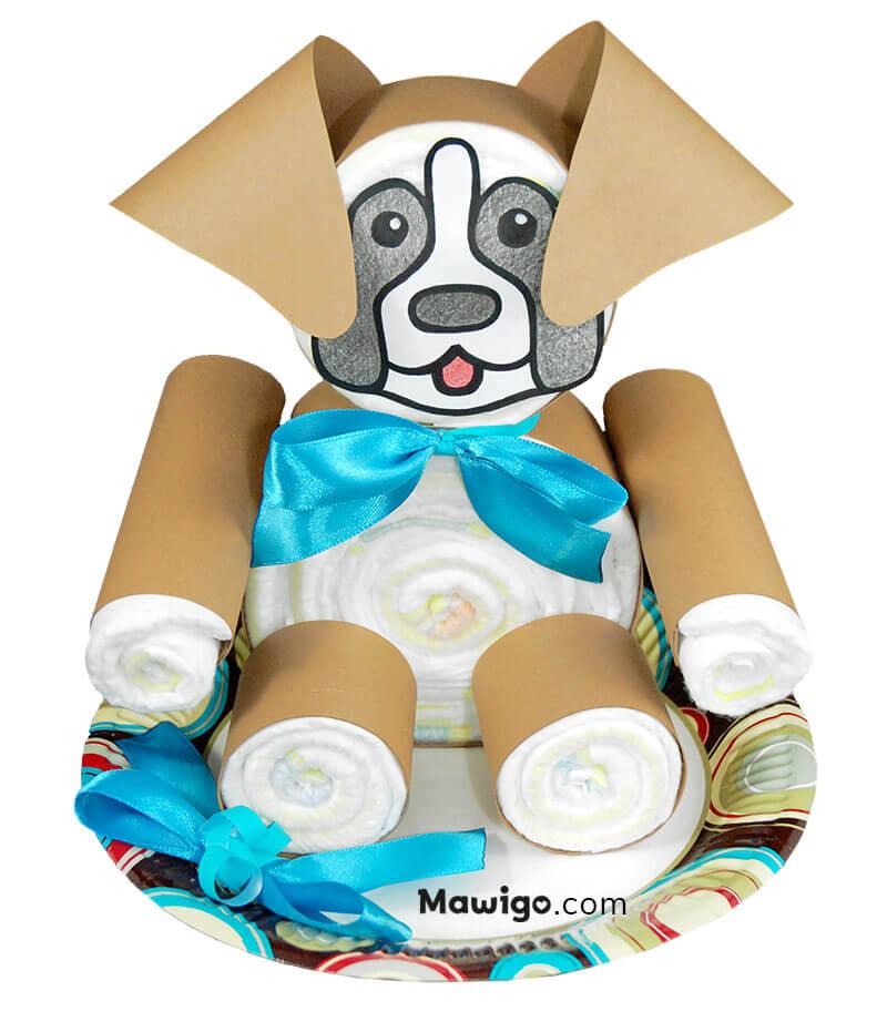 Mawigo Windelhund Boxer Hauptmotiv