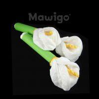 Mawigo Windeltorte Windelblumen Calla liegend