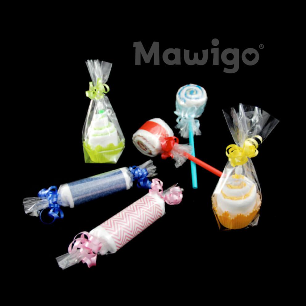 Mawigo Windeltorte Windelsüßigkeiten