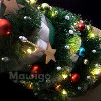 Mawigo Windeltorte Windelweihnachtsbaum Detail
