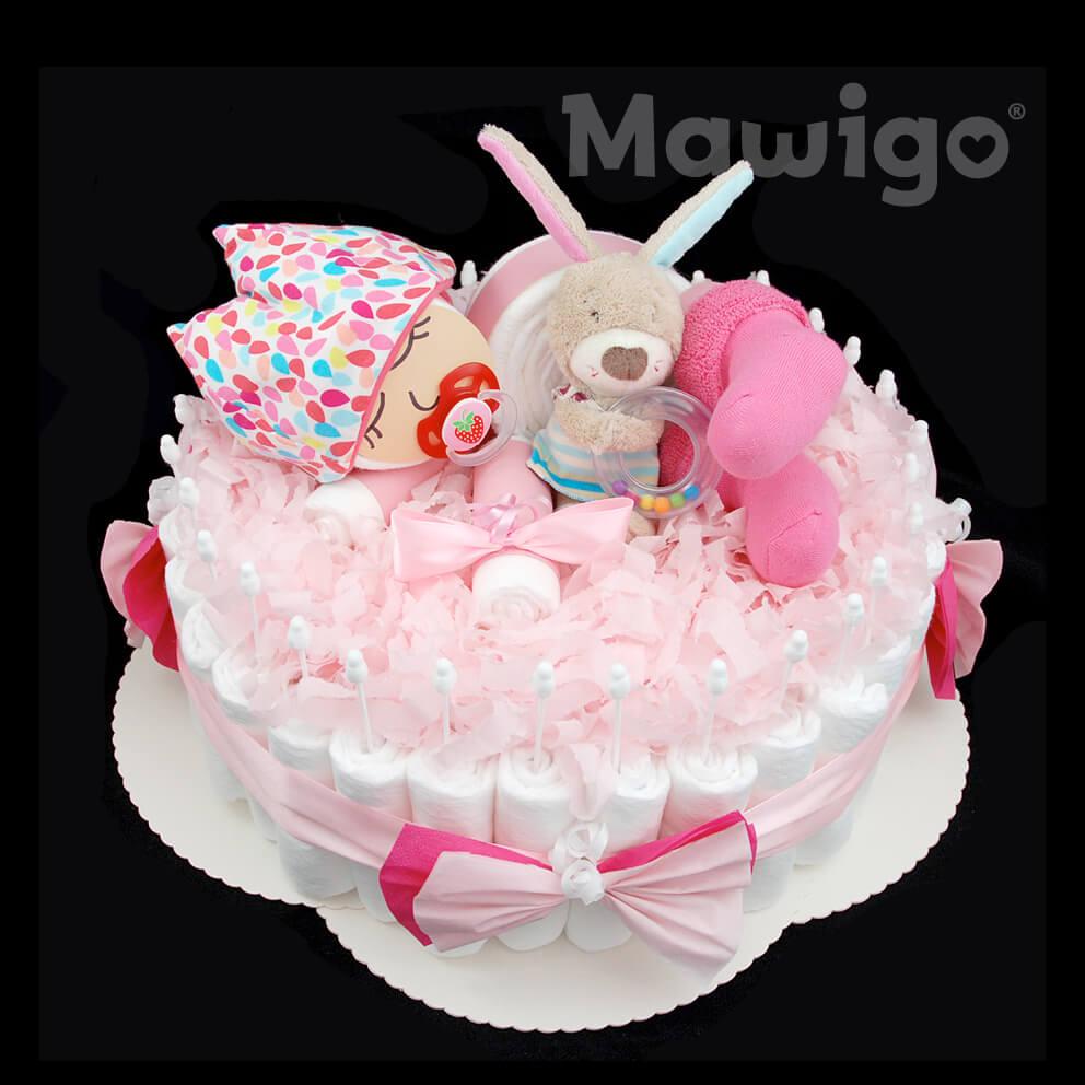 Mawigo Windeltorte Windelkuchen Baby