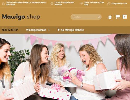 Der Mawigo Shop ist online !!!