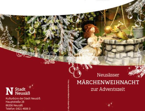 Mawigo bei der Märchenweihnacht in Neusäß